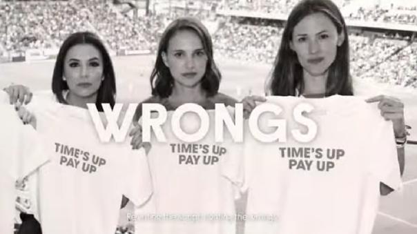 Eva Longoria, Natalie Portman, Jennifer Garner