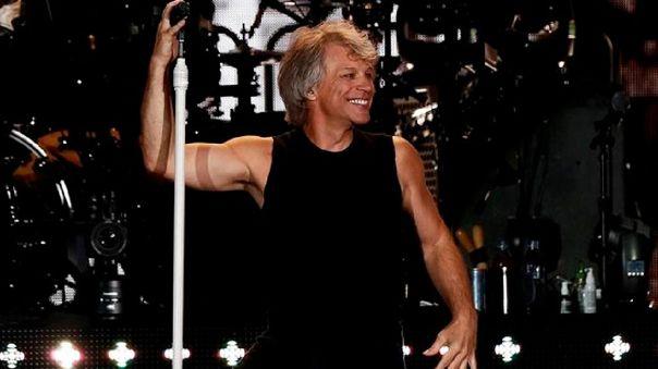 Jon Bon Jovi estrenará el 2 de octubre su nuevo álbum