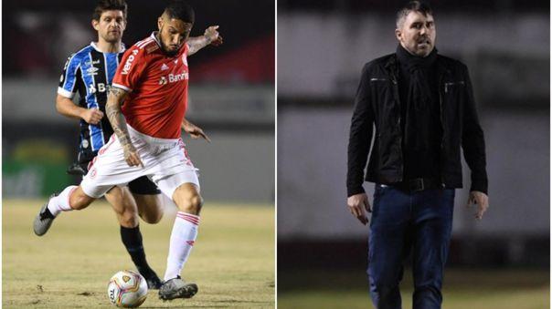 Inter de Porto Alegre perdió 1-0 ante Gremio en el Gauchao