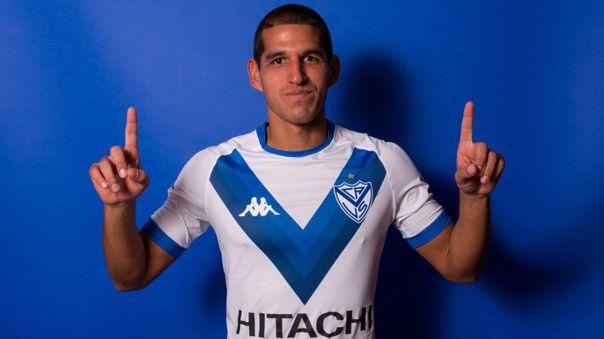 Luis Abram fichó por Vélez Sarfield en 2018