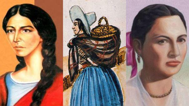 Mujeres en la Independencia