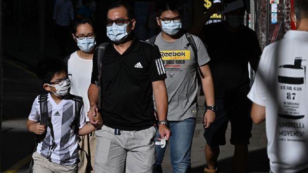 Más de 2,3 millones de los 3,5 millones de habitantes de la ciudad se han sometido a tests de descarte de COVID-19.