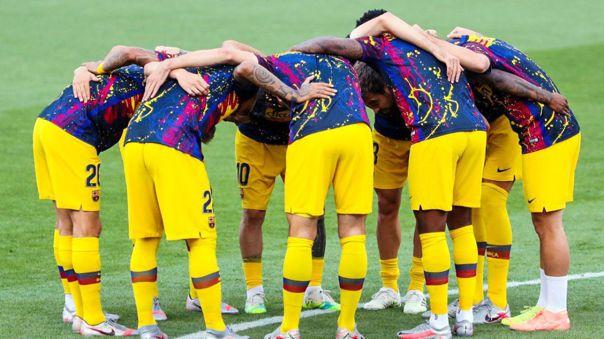 En el Barza no lo creen: jugador viajó a su país y se niega a regresar para jugar la Champions