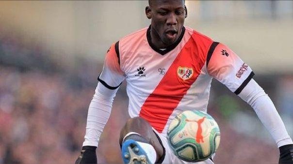 Luis Advíncula en Rayo Vallecano lleva dos temporadas