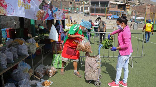 Mercados itinerantes