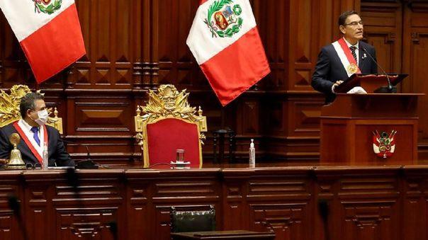 El mandatario hizo un llamado al Congreso para continuar con la reformas políticas y judiciales de cara al 2021.