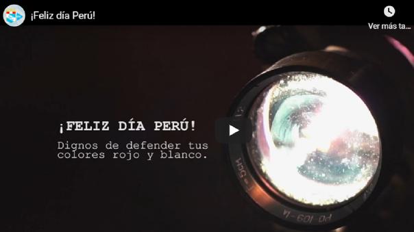 Sporting Cristal rindió homenaje al Perú con este emotivo video