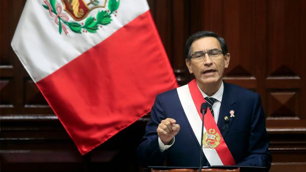 Sesión Solemne en el Congreso de La República