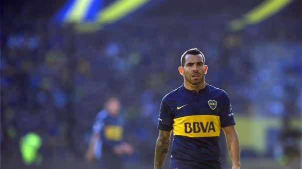 Carlos Tévez fue campeón de la Superliga 2019-20 con Boca Juniors