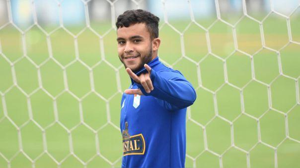 Jhon Marchán sobre su rol en Sporting Cristal: