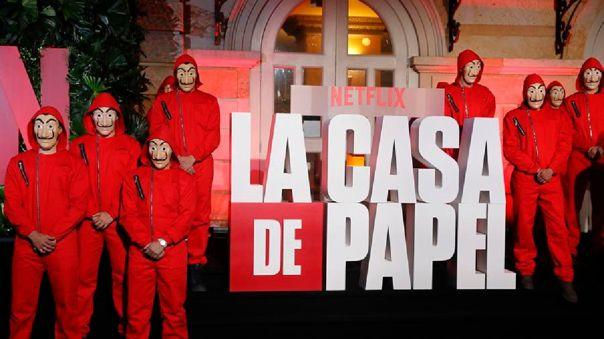 """""""Bella ciao"""" es la canción que se hizo famosa gracia a la serie española """"La Casa de Papel""""."""