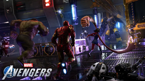 Avenger's Game