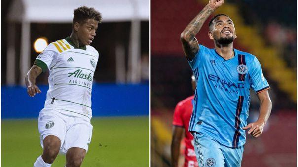 Andy Polo y Alexander Callens se enfrentarán en la MLS