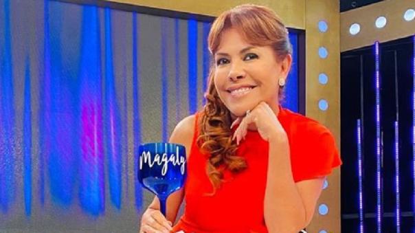 Magaly Medina responde a críticas por bajo rating