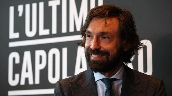 Andrea Pirlo fue confirmado como nuevo entrenador de la Sub 23 de Juventus