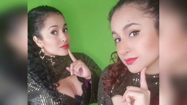 Gemelas Ramos pasan a fase de audiciones en vivo