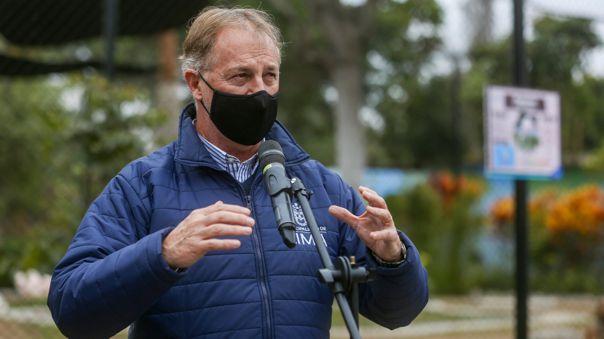 Alcalde de Lima deberá responder por la muerte de un menor en un parque.