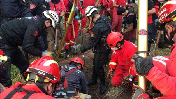 La comuna limeña informa que ya ha iniciado una investigación, a fin de determinar las causas de la caída de un menor en un pozo.