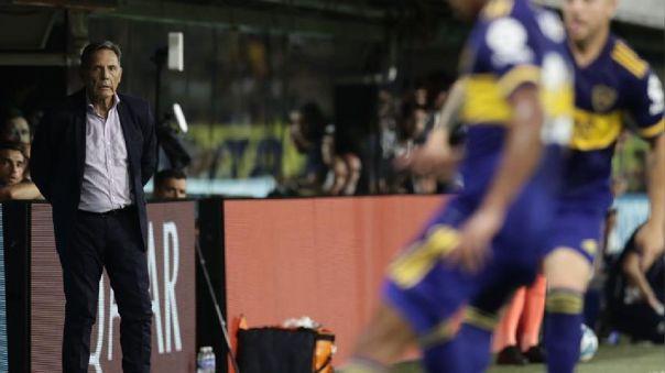 Russo fue campeón de la Superliga 2019-20 con Boca Juniors