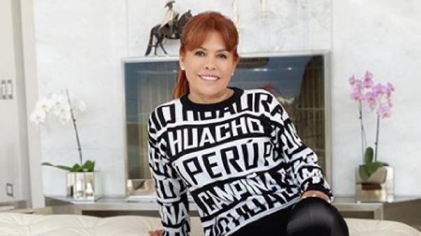 Magaly Medina asegura que su sueldo supera al de 'influencers'
