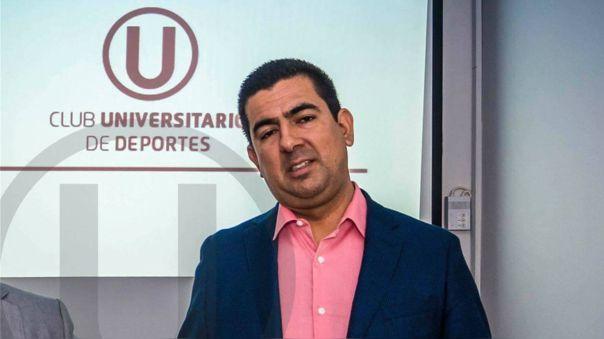 Carlos Moreno es el actual administrador concursal de Universitario