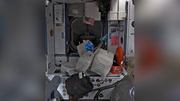 Robert Behnken tiene preparado sus maletas para regresar a la Tierra.