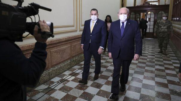 Pedro Cateriano y su Gabinete ministerial juraron hace casi tres semanas. Este lunes acudirá al Congreso para exponer su plan político.