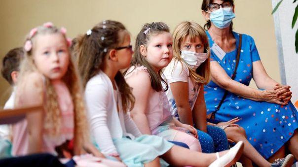 Las clases se reanudan en Alemania de forma escalonada, de acuerdo a lo usual en el país y al calendario de vacaciones escolares.