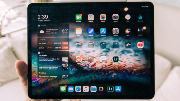 Los iPad fueron los dispositivos preferidos, pero tablets con Android y Windows han aumentado su cuota de mercado.
