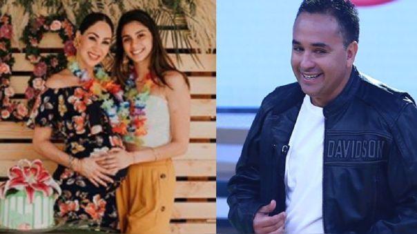Melissa Loza y Roberto Martínez