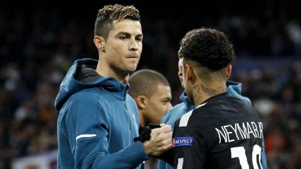 Cristiano Ronaldo y el movimiento que intentó hacer para jugar junto a Neymar y Mbappé