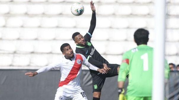 Alianza Lima jugará contra Binacional en la vuelta de la Liga 1