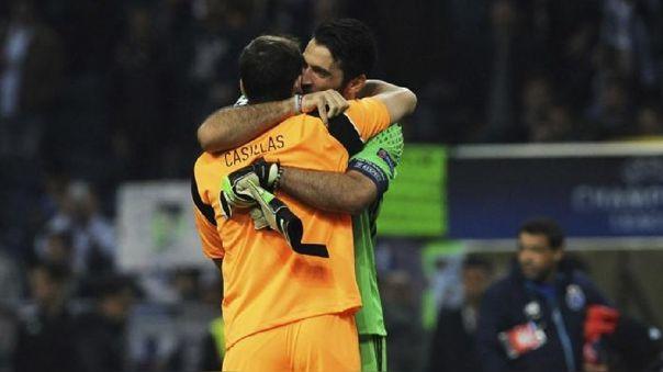 No vale llorar: el mensaje de despedida que Gianluigi Buffon le dedicó a Iker Casillas