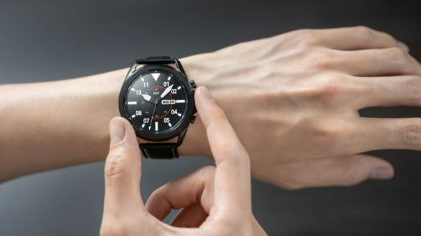 Samsung presenta el nuevo Watch3 con medidor de oxígeno en la sangre