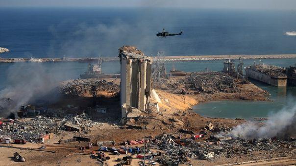 El gobernador de la ciudad, Maruan Abboud, afirmó hoy a los medios locales que aún hay más de 100 desaparecidos.