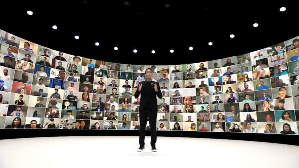 El Unpacked 2020 mostró las mejoras de Samsung en el software.