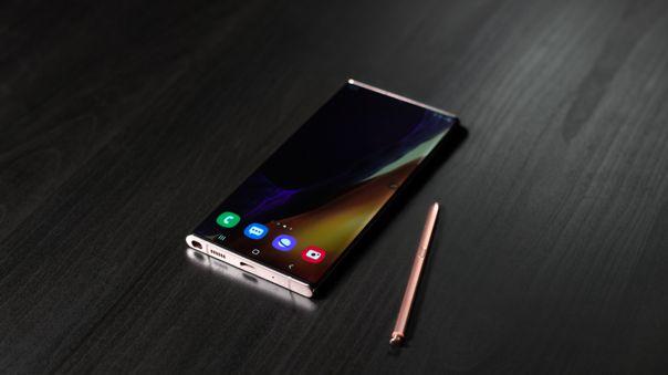 Samsung presenta el nuevo Galaxy Note 20 con Exynos 990 para la región