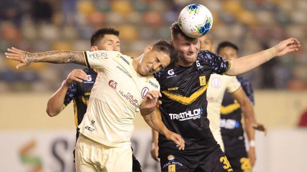 Universitario y Cantolao se enfrentarán en la vuelta de la Liga 1