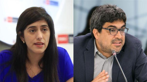 María Antonieta Alva y Martín Benavides permanecerán en sus respectivas carteras.