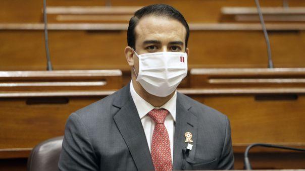 Martín Ruggiero estuvo al frente del Ministerio de Trabajo menos de un mes.