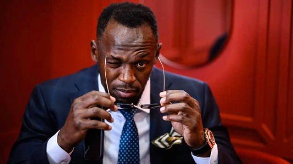 Usain Bolt lanzó una confesión: