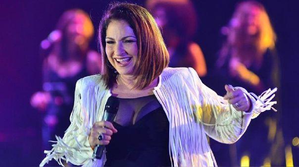 Gloria Estefan presenta su siguiente disco,