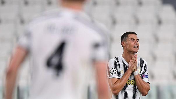 Juventus fue eliminado ante Lyon de la Champions League