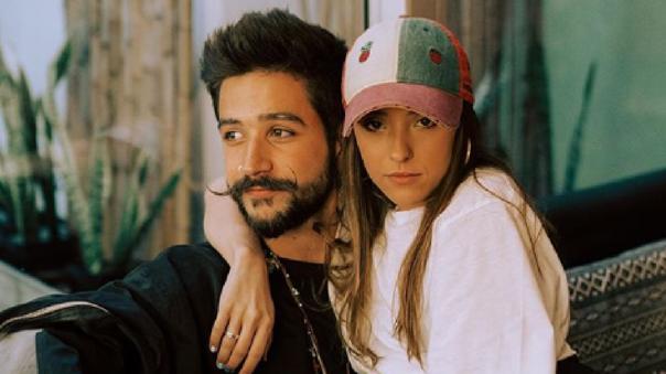Camilo y Evaluna.