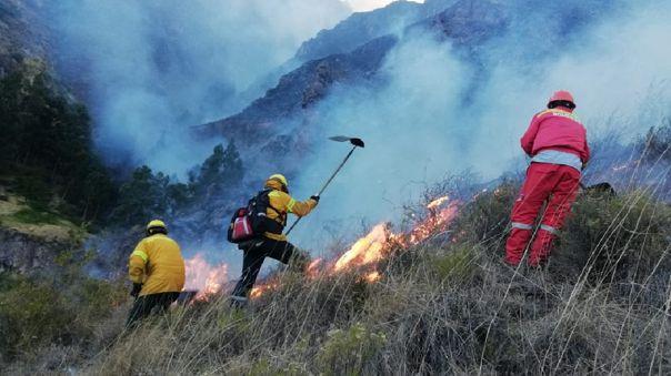Son pocas las municipalidades que se preocupan por los incendios forestales.