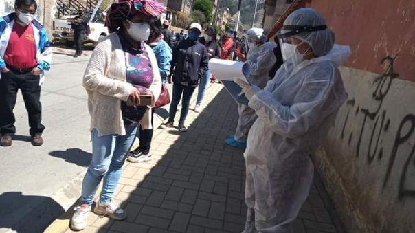 Pruebas rápidas para detectar a tiempo los casos de nuevo coronavirus.