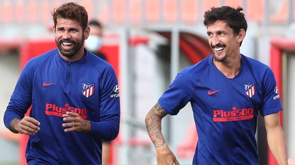 Atlético Madrid anuncia dos positivos al coronavirus antes de cuartos de Champions