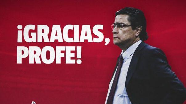 El Guadalajara del fútbol mexicano cesó al director técnico Luis Fernando Tena