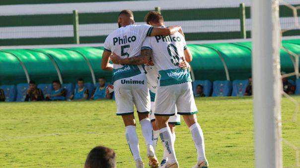 Se suspendió partido entre Goias y Sao Paulo por el Brasileirao
