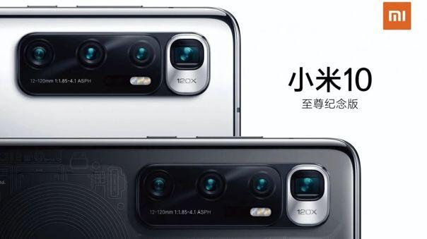 El Mi 10 Ultra de Xiaomi. Un detalle importante por conocer es su precio.